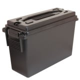 Berry's 40 cal Plastic Ammo Can, Black