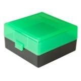 Berry's Ammo Box #005 - 222/223 Zombie Green & Black, 100 rds.
