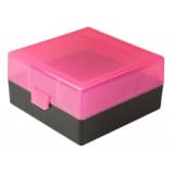 Berry's Ammo Box #005 - 222/223 Standout Pink & Black, 100 rds