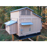 "Formex Snap-Lock Large Chicken Coop - 64"" X 39"" X 42"""