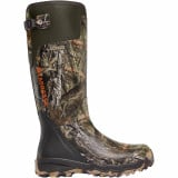 "AlphaBurly Pro 18"" Non-Insulated Hunting Boot - Mossy Oak Break-Up Country"