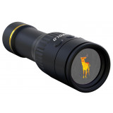 BLEMISHED Leupold LTO-Tracker with Thermal Viewer - 6x Black Matte