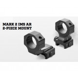 Leupold 2-Piece Mark 2 IMS AR Scope Mount 30mm - Matte Black