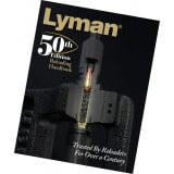 Lyman 50th Edition Reloading Handbook - Hardcover