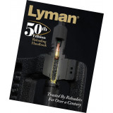 Lyman 50th Edition Reloading Handbook - Softcover