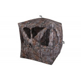 Ameristep Spirit Blind with Rugged Spider Hub Frame -  Realtree Xtra