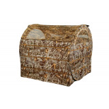 Ameristep Duck Commander Bale Out Hay Bale Blind - RealTree Max-4 Camo