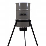 Moultrie 55-Gallon Pro Magnum Metal Tripod Feeder