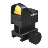 Millett M-PulseTactical Red Dot Sight -  Matte 5 MOA Riser Block