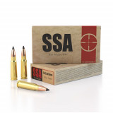 Nosler Silver State Armory 7.62x39mm 123gr FB 2350 fps 20/ct