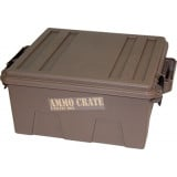 MTM Ammo Crate Utility Box - Large, Dark Earth