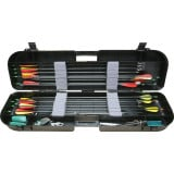 MTM Arrow Plus Case Holds for 36+ Arrow Black