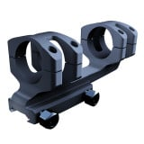 Nikon Black Series 1-Piece AR Cantilever Scope Mount 30mm - Black