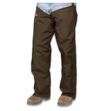 Nite-Lite Heavy Duty Zipper Chaps - Brown