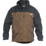 Nite-Lite Pro Non-Insulated Jacket - Black/Brown