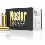 Nosler Unprimed Brass Rifle Cartridge Cases .22 Nosler NOS HS - 100/ct