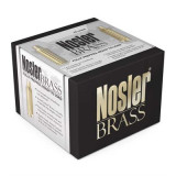 Nosler Unprimed Brass Rifle Cartridge Cases  25/ct .26 Nosler
