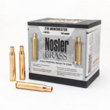 Nosler Unprimed Brass Rifle Cartridge Cases 50/ct .270 Win