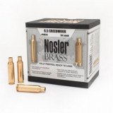 Nosler Unprimed Brass Rifle Cartridge Cases 50/ct 6.5mm Creedmor