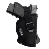 """NYLON 4IN1 WITH THUMBREAK TO FIT S&W J Frame 2-1/8"""". Black / Right Hand"""
