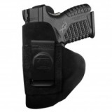 Tagua Reinforced Top Inside Pants Holster For Glock 19-23-32 Blk/Rh