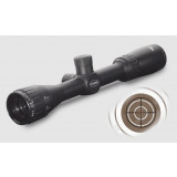 BSA Essential Air Rifle Scope - 2-7x32mm AO Target Turrets Standard Reticle Matte