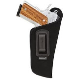 Bulldog Deluxe inside pants w/polymer clip Fits most subcmpct auto w/2-3 In brrl