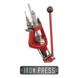 Hornady Lock-N-Load IRON PRESS Loader Manual Prime