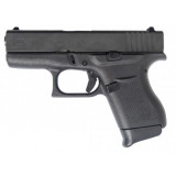 Pearce Grip Magazine Extension Grip for Glock 43 Plus 1