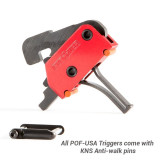POF Drop-in Trigger Assembly 3.5lb KNS Pins included