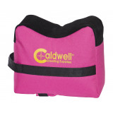 Caldwell DeadShot Shooting Bag, Front, Unfilled - Pink