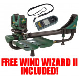 Caldwell Lead Sled DFT (Dual Frame Technology) combo w/ Free Wind Wizard