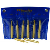 Wheeler Engineering 8-Piece Brass Punch Set