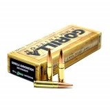 Gorilla Match Rifle Ammunition .300 AAC Blackout 125 gr OTM 2160 fps 20/ct