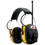 Peltor Digital WorkTunes™ Hearing Protector and AM/FM Stereo Radio, featuring Voice Assist