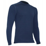 PolarMax Comp 4 Tech Crew Neck Fleece Shirt - Black