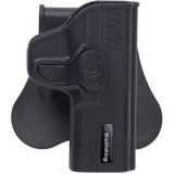 Bulldog Rapid Release Polymer Holster