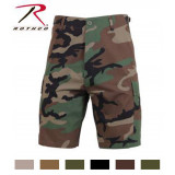 Rothco Rip-Stop BDU Shorts - 100% Cotton