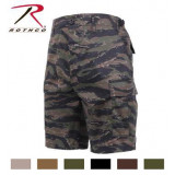 Rothco Camo BDU Shorts - 55/45 Cotton/Polyester