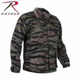 Rothco Camo BDU Shirt - Cotton/Polyester