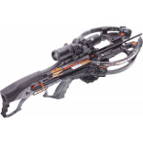 vin R26 Crossbow Package with Illuminated Scope / Draw Handle - Predator Dusk Camo