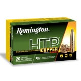 Remington HTP Copper Rifle Ammunition .308 168gr Win TSX 20/ct