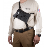 Viking Tactics Big Rig Chest Holster for Revolvers