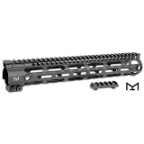 Midwest G3 SSM-Series One Piece Free Float Handguard, M-LOK compatible