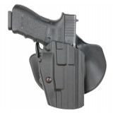 Safariland #578 7Ts Pro-Fit GLS Holster Size 1 Standard Similar To Glock 17/20/37 Black Left Hand