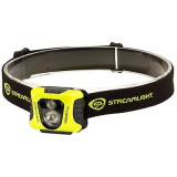 Streamlight Enduro Pro Low Profile Multi-function Headlamp w White/Red LEDs 200 Lumens - Yellow