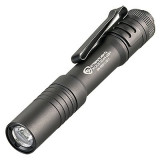 "Streamlight MicroStream USB with 5"" USB Cord and Lanyard - Black"