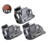 Streamlight TLR-6 Rail Mount - For Use with Springfield Armory XD, XD(M), and XD MOD.2 - Rail-Mounted Tactical Light With Integrated Red Aiming Laser