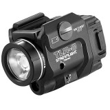 Streamlight TLR-8 Low-Profile Rail-Mounted Tactical Light with Red Laser