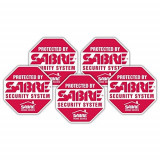 SABRE Decal